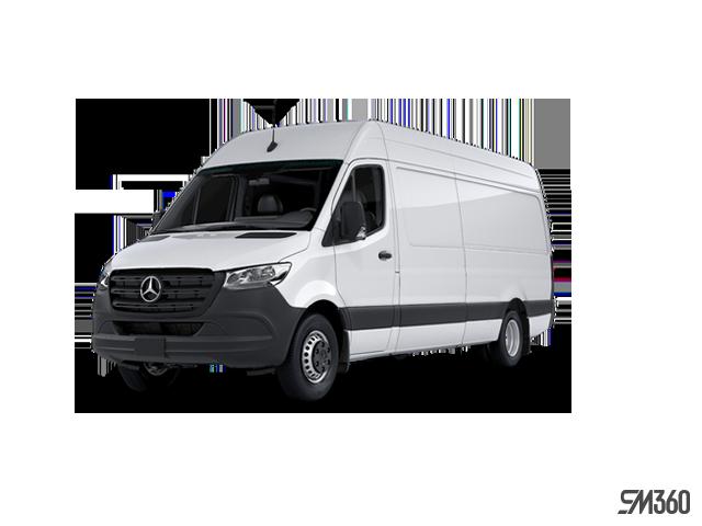 2019 Mercedes-Benz Sprinter V6 3500XD Cargo 170
