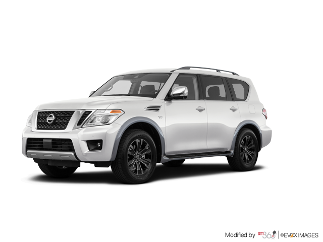 2019 Nissan Armada Platinum at