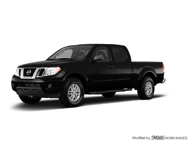 2019 Nissan Frontier Crew Cab SV Midnight Edition 4x4 at (2)