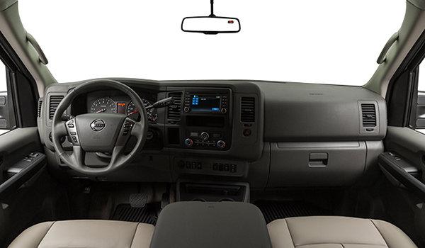 2019 Nissan NV PASSENGER NV3500 HD SL V8