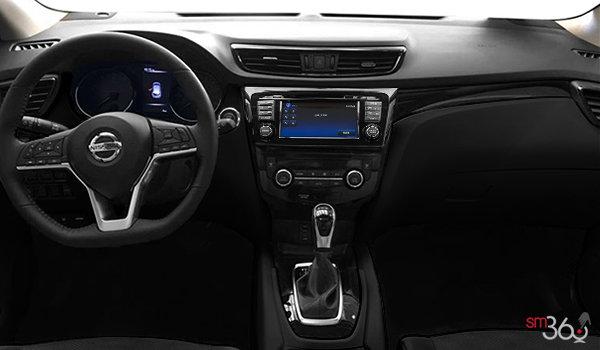 2019 Nissan Qashqai FWD SV CVT