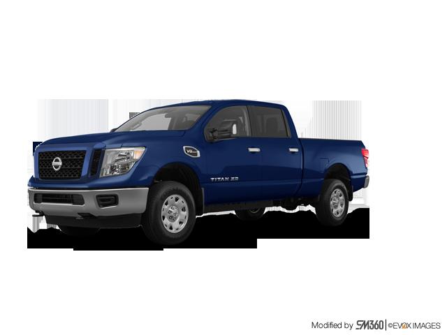 Nissan Titan XD SV 2019