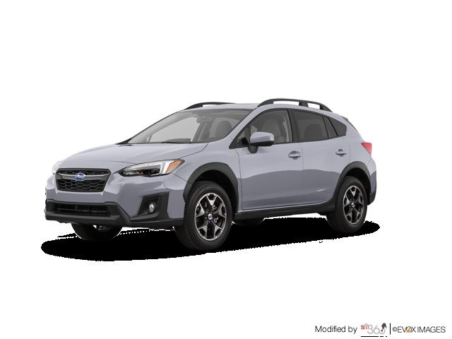Subaru Crosstrek Sport w/Eyesight Package 2019
