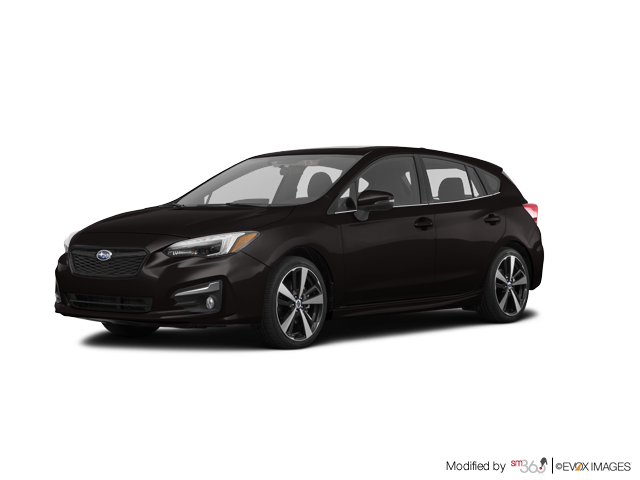 Subaru Impreza Sport-tech w/EyeSight Package 2019