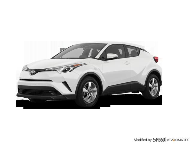 2019 Toyota C-HR XLE