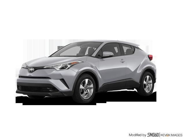 2019 Toyota C-HR XLE P XLE
