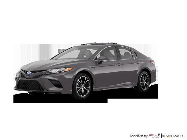 2019 Toyota CAMRY HYBRID SE Hybrid SE