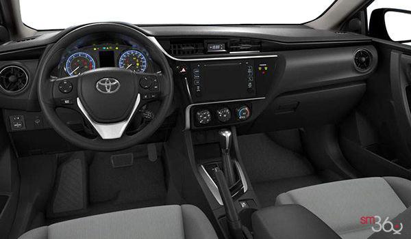 2019 Toyota COROLLA CE CVT