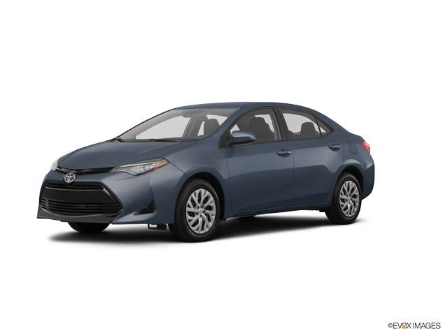 2019 Toyota COROLLA LE CVT WITH BOOKS