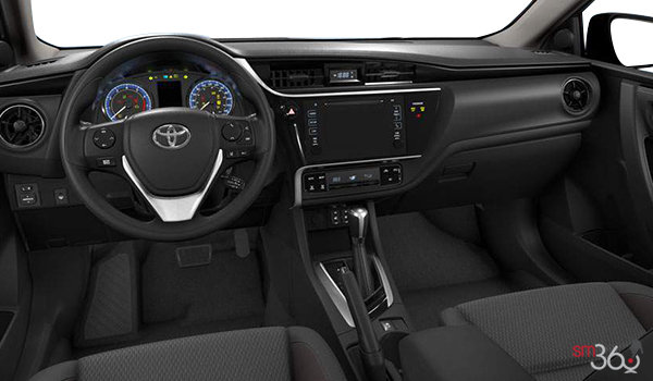 2019 Toyota COROLLA LE CVT WITH BOOKS NO SD CARD