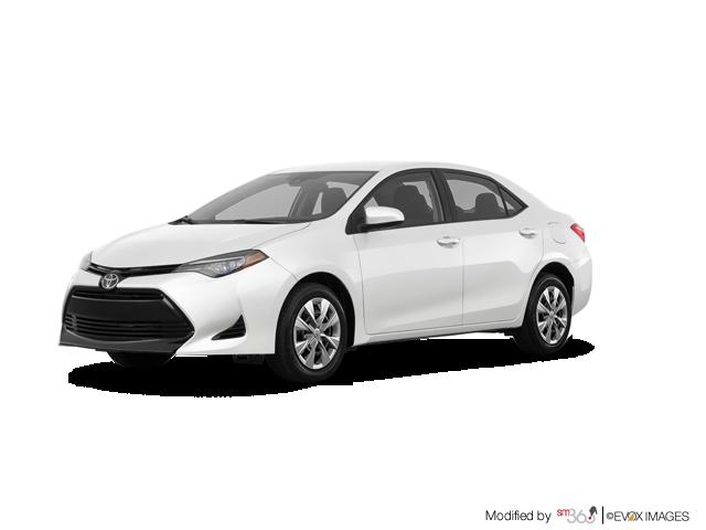 2019 Toyota COROLLA LE ECO CVT FB21