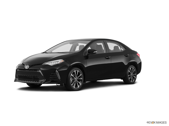 Toyota COROLLA SE CVT FC20 2019