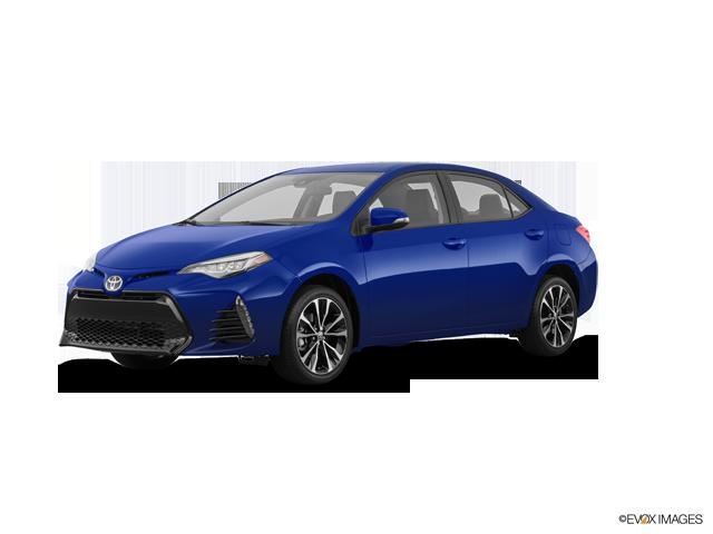 2019 Toyota COROLLA SE CVT FC80