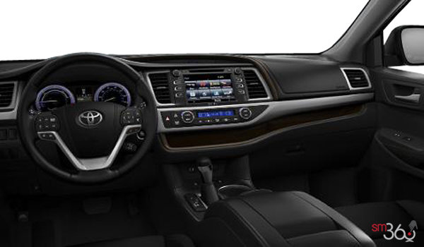 2019 Toyota HIGHLANDER HYBRID XLE Hybrid XLE