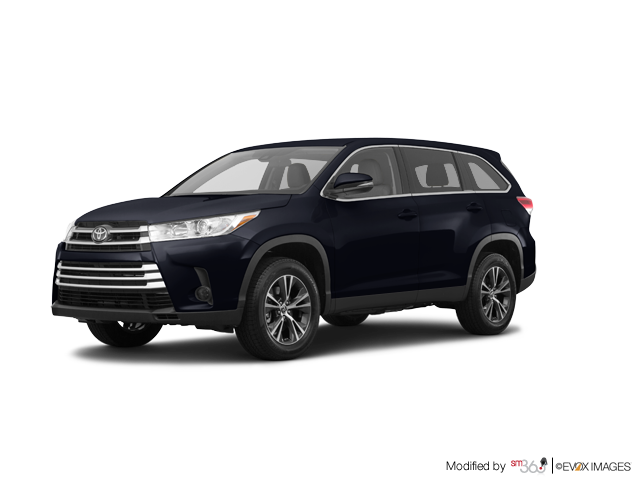 2019 Toyota HIGHLANDER LE V6 AWD WITH BOOKS NO SD CARD