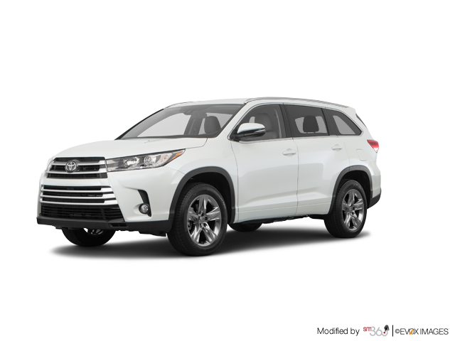 2019 Toyota HIGHLANDER LIMITED V6 AWD SD CARD WITH BOOKS