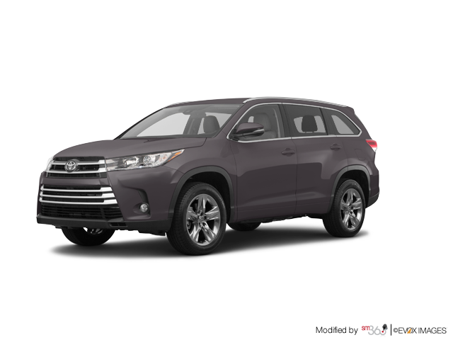 2019 Toyota HIGHLANDER LIMITED AWD Limited