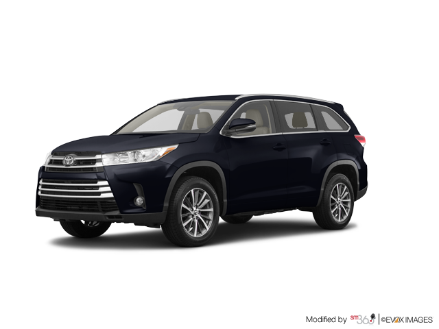 2019 Toyota HIGHLANDER XLE AWD SD CARD WITH BOOKS