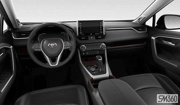 2019 Toyota RAV4 HYBRID LIMITED Hybrid Limited