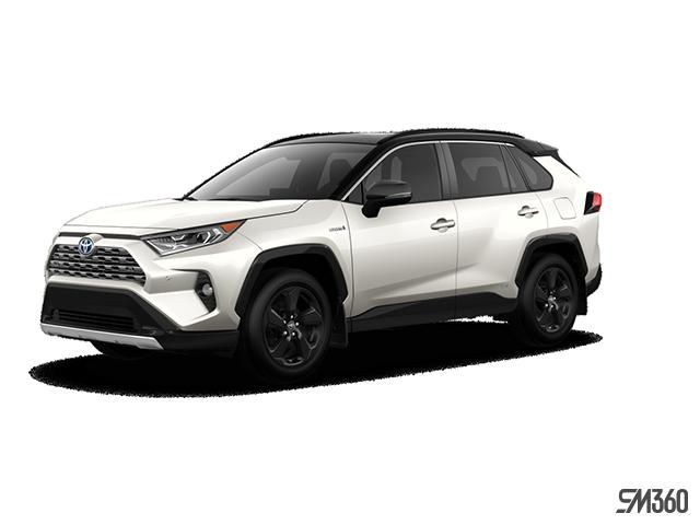 2019 Toyota RAV4 HYBRIDE XLE Hybrid XLE