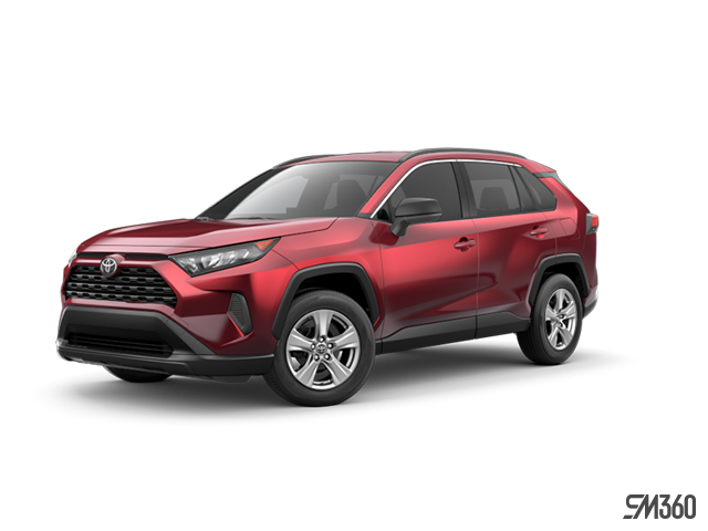 2019 Toyota RAV4 AWD LE LE