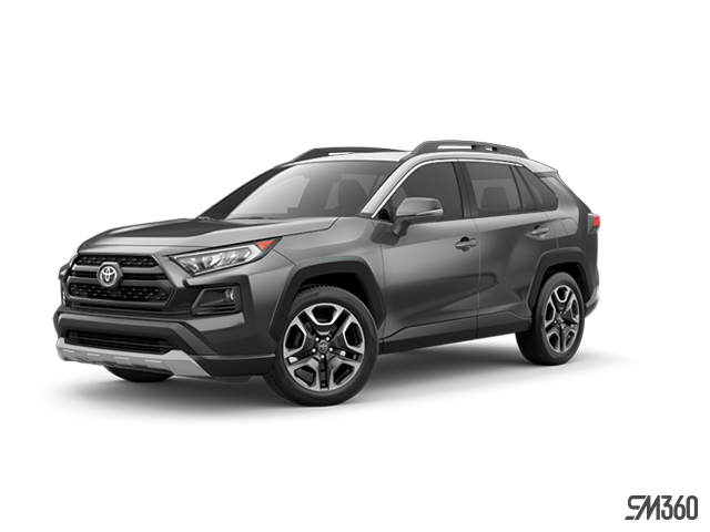 2019 Toyota RAV4 TRAIL AWD Trail