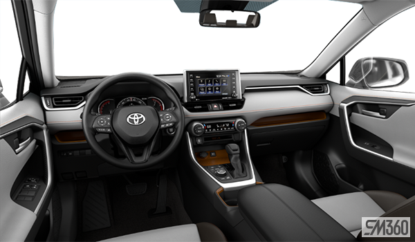 2019 Toyota RAV4 TRAIL WITH BOOKS