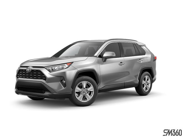 2019 Toyota RAV4 XLE FWD XLE