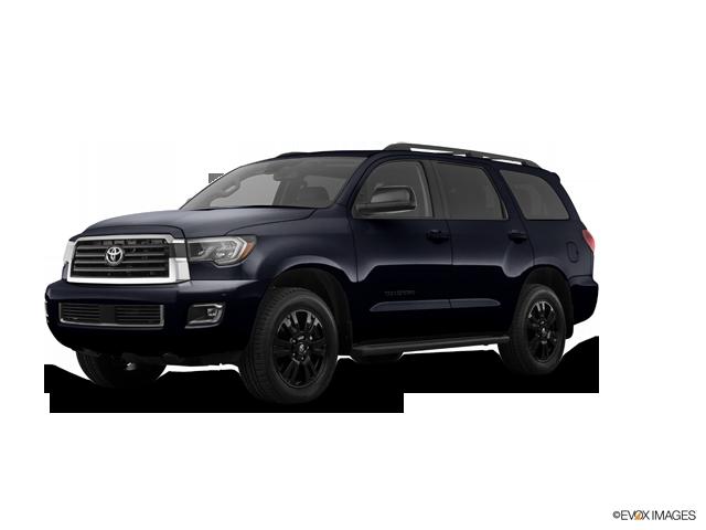 2019 Toyota SEQUOIA 4WD SR5 5.7L