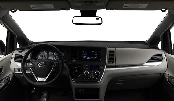 2019 Toyota SIENNA LE AWD 7-PASS LE