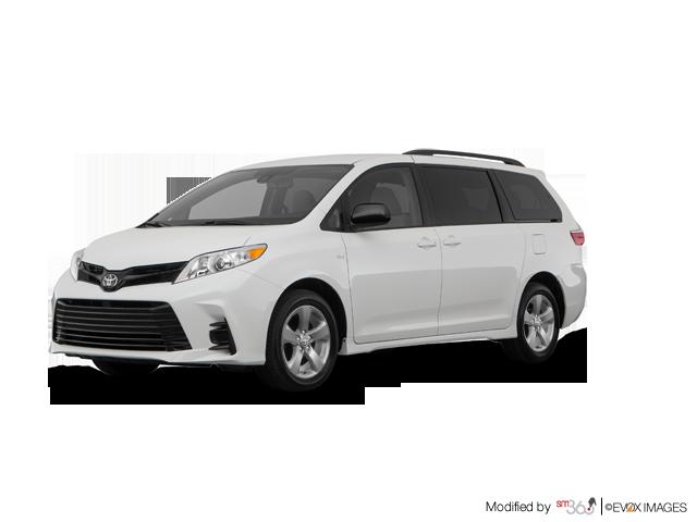 2019 Toyota SIENNA CE FWD 7-PASS