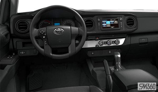 2019 Toyota TACOMA 4X4 DOUBLE CAB SR5 SR5