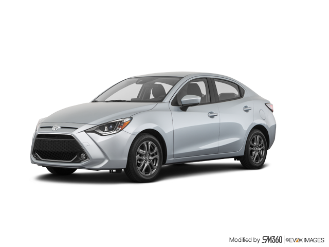 2019 Toyota YARIS BERLINE XLE 6AT AZ10