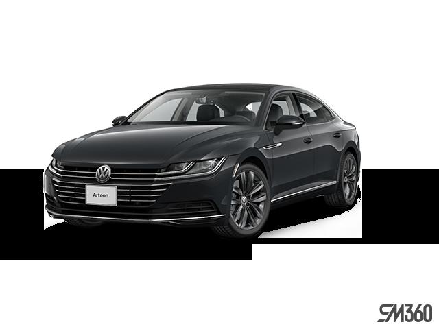 2019 Volkswagen Arteon 2.0T 8sp at w/ Tip 4MOTION