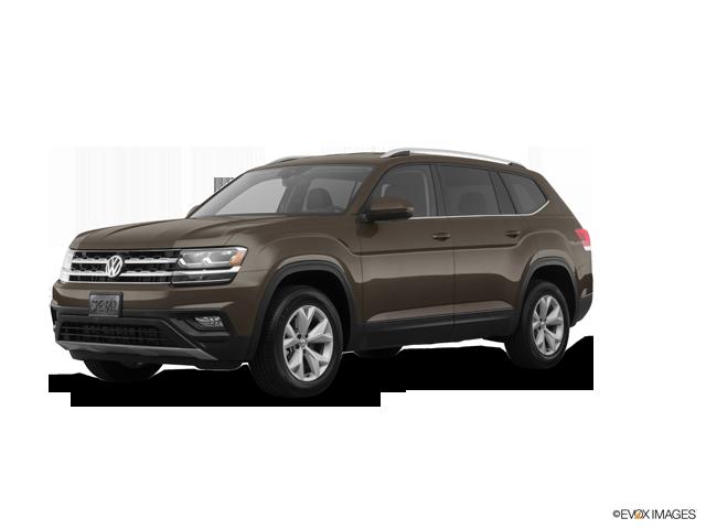 2019 Volkswagen Atlas Comfortline 3.6L 8sp at w/Tip 4MOTION