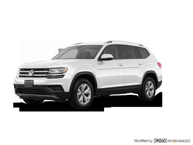 2019 Volkswagen Atlas Trendline 2.0T 8sp at w/Tip
