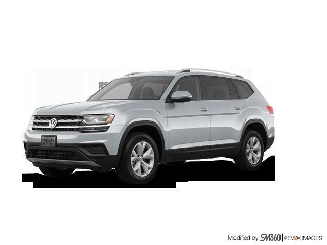 2019 Volkswagen Atlas Trendline 3.6L 8sp at w/Tip 4MOTION