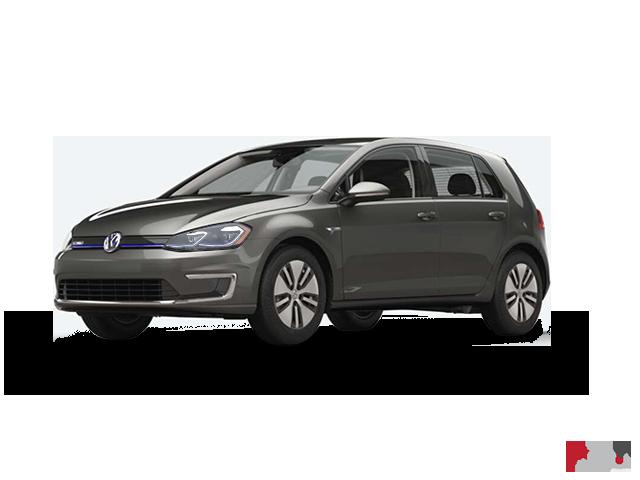 2019 Volkswagen E-Golf 5-Dr Comfortline