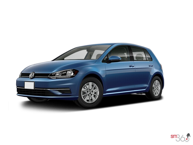 2019 Volkswagen GOLF S/SE COMFORTLINE
