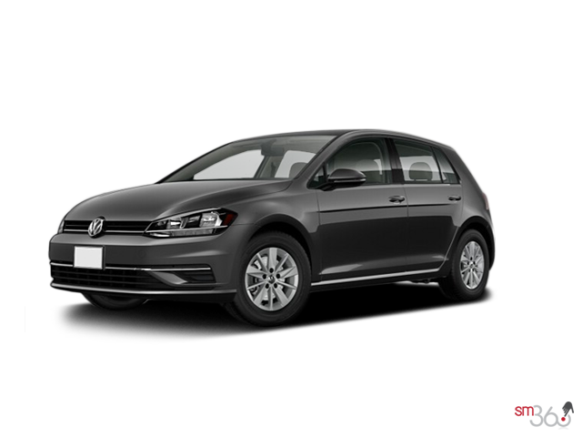Volkswagen Golf Comfortline 5-door Manual 2019