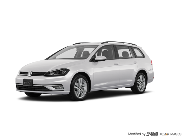 2019 Volkswagen Golf Sportwagen 1.8T Execline DSG 6sp at w/Tip 4MOTION