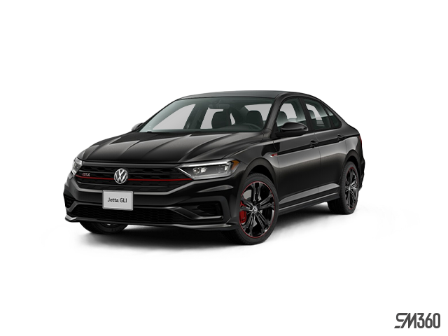 Volkswagen Jetta GLI 35th Edition 2019