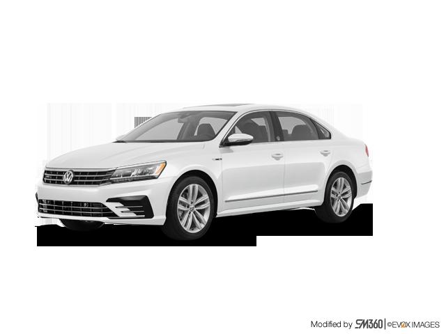 2019 Volkswagen Passat Wolfsburg Edition 2.0T 6sp at w/Tip