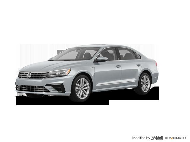 2019 Volkswagen Passat WOLFSBURG EDITON