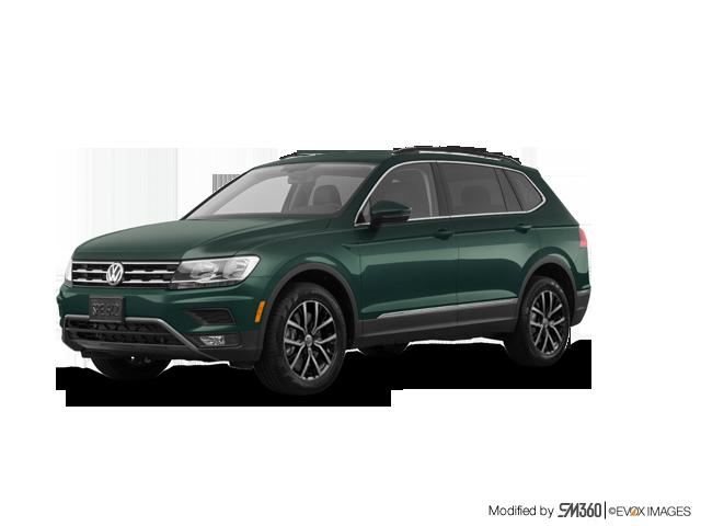 Volkswagen Tiguan COMFORTLINE 2019