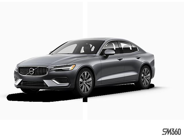 2019 Volvo S60 T6 AWD Inscription