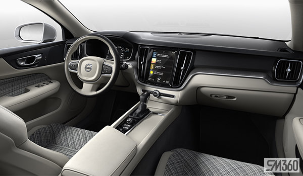 2019 Volvo New S60 MOMENTUM