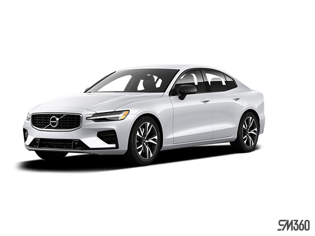 Volvo New S60 R-DESIGN 2019