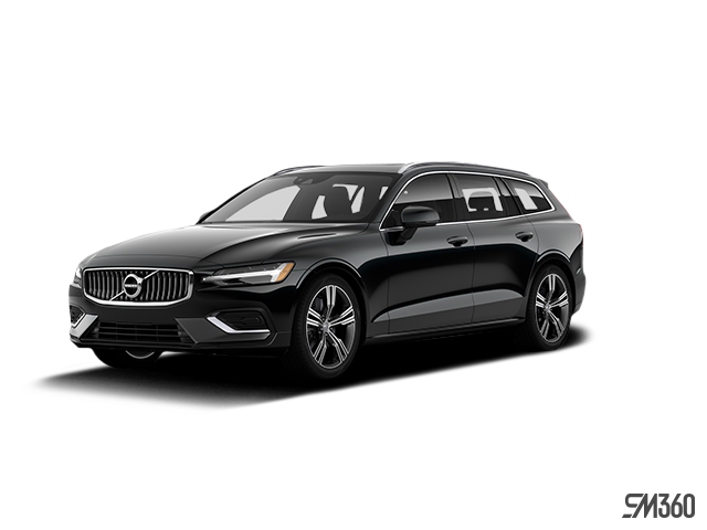Volvo V60 T6 Inscription 2019