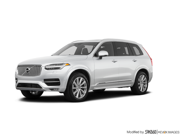 2019 Volvo XC90 T8 eAWD Inscription
